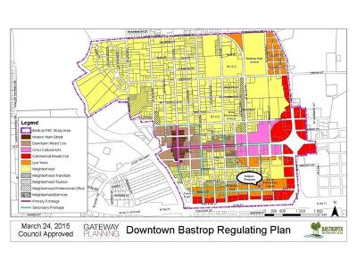 Bastrop Residential Lots & Land For Sale: TBD Martin Luther King Dr