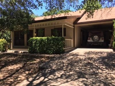 Jonestown Single Family Home Pending - Taking Backups: 18206 Lake Oaks Dr