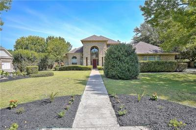 Round Rock Single Family Home Pending - Taking Backups: 42 Stillmeadow S