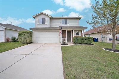 Hutto Single Family Home Pending - Taking Backups: 204 Pentire Way