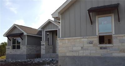 Fischer Single Family Home For Sale: 419 Lets Roll Dr
