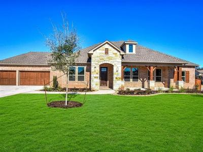 Round Rock Single Family Home For Sale: 3040 Haynes Dr