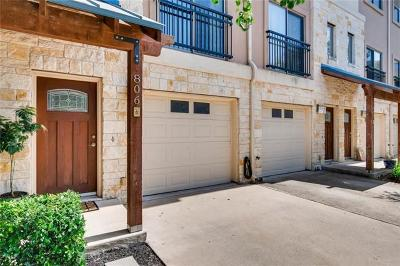 Hays County, Travis County, Williamson County Condo/Townhouse For Sale: 13420 Lyndhurst St #806