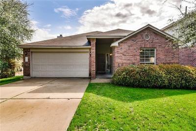 Buda Single Family Home Pending - Taking Backups: 176 Fresno Spgs