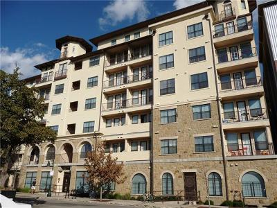 Texan Tower Condo Amd Condo/Townhouse For Sale: 2505 San Gabriel St #413