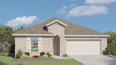 Pflugerville Single Family Home For Sale: 18405 Cercina Trl