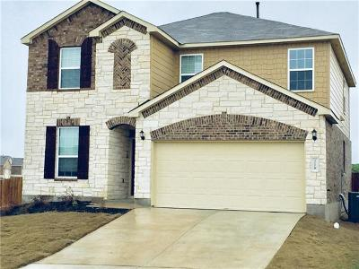 Hays County, Travis County, Williamson County Single Family Home For Sale: 218 Lyre Leaf Dr
