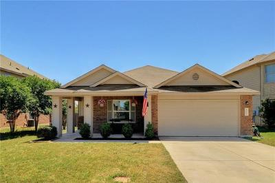 Leander Single Family Home For Sale: 307 King Elder Ln