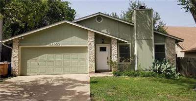 Austin TX Single Family Home Coming Soon: $357,753