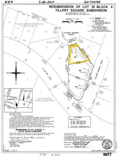 Austin TX Residential Lots & Land For Sale: $210,000