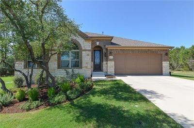 Dripping Springs Single Family Home For Sale: 1233 Bearkat Canyon Dr