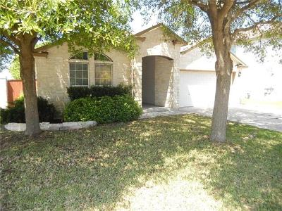 Single Family Home Pending - Taking Backups: 17300 Zola Ln