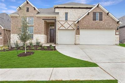 Leander Single Family Home For Sale: 917 Richardson Ln