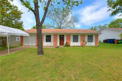 Single Family Home For Sale: 6804 Esther Dr