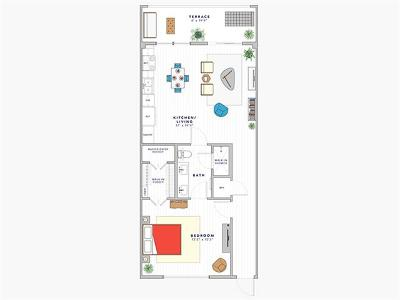 Austin Condo/Townhouse For Sale: 4361 S Congress Ave #313