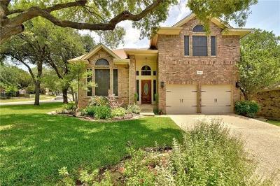 Austin Single Family Home For Sale: 10813 Sierra Oaks