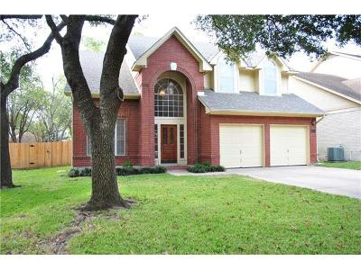 Travis County Single Family Home Pending - Taking Backups: 6215 John Chisum Ln