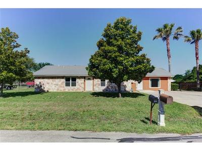 Buda Single Family Home For Sale: 202 Sequoyah St
