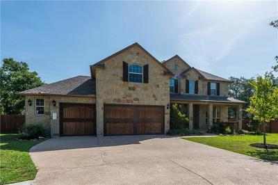 Cedar Park Single Family Home For Sale: 302 Apache Dr