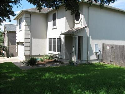 Austin Single Family Home For Sale: 10912 Jamie Glen Way