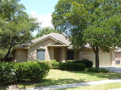 Single Family Home For Sale: 5023 Crystal Water Dr