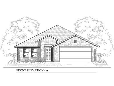 Lago Vista Single Family Home For Sale: 21104 Santa Rosa Ave