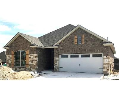 Round Rock Single Family Home Pending - Taking Backups: 101 Caribou Xing