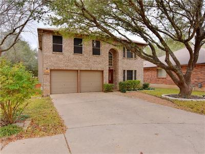 Leander Single Family Home For Sale: 16404 Jadestone Dr