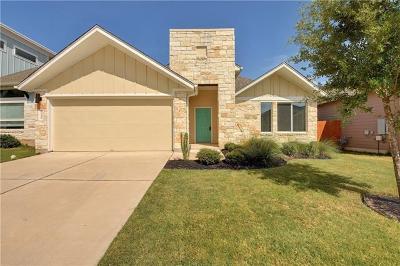 Austin Single Family Home For Sale: 5300 Bonneville Bnd
