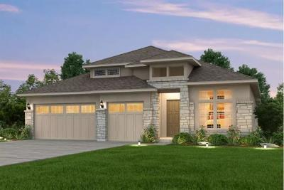Single Family Home For Sale: 16008 Axehandle Trl