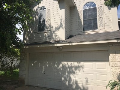 Leander Single Family Home For Sale: 914 Moon Glow Dr