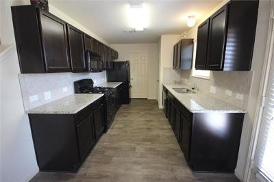 Manor Single Family Home For Sale: 18108 Ryegate Dr