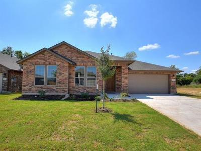 Bastrop Single Family Home For Sale: 279 Rimrock Ct