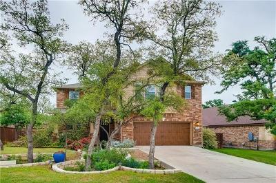 Leander Single Family Home For Sale: 1524 Uhland Dr