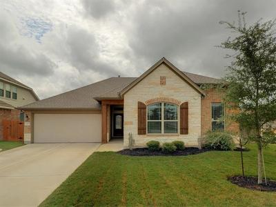 Pflugerville Single Family Home For Sale: 20701 Sand Lark Ln