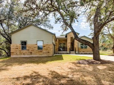 Spicewood Single Family Home Pending - Taking Backups: 103 Kendall Dr