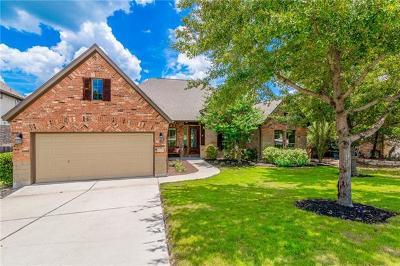 Single Family Home For Sale: 12528 Capella Trl