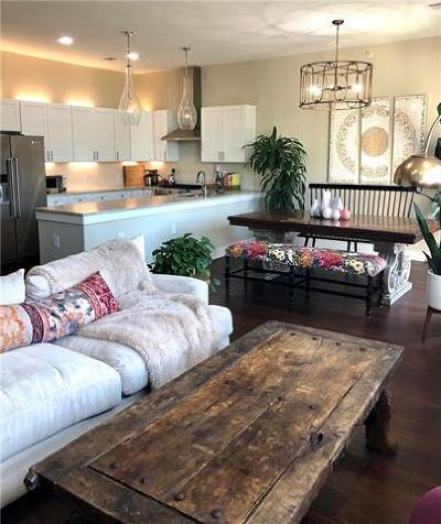 Austin Condo/Townhouse For Sale: 908 Nueces St #43