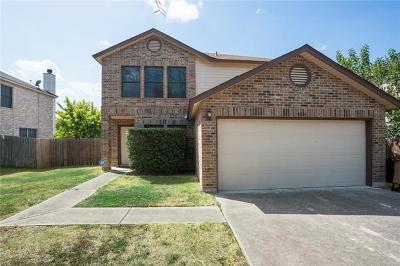 Austin Single Family Home For Sale: 8010 Bramble Bush Dr