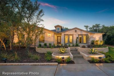 Lago Vista Single Family Home For Sale: 4213 Rimrock Ct