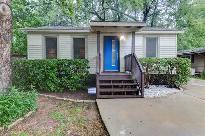 Austin Single Family Home For Sale: 9504 N Creek Dr