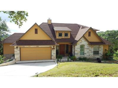 Austin Single Family Home Pending - Taking Backups: 14266 Hunters Pass