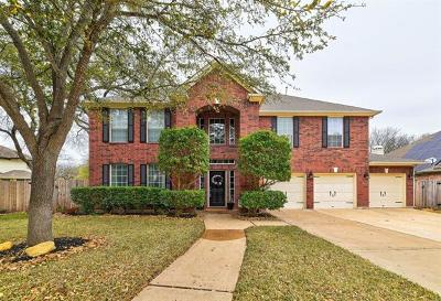 Round Rock Single Family Home Pending - Taking Backups: 6003 Spindle Top Ter