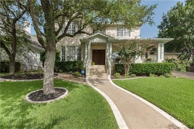 Hays County, Travis County, Williamson County Single Family Home For Sale: 1620 Randolph Ridge Trl