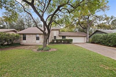 Travis County, Williamson County Single Family Home For Sale: 5105 Duval Rd