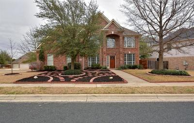 Austin Single Family Home For Sale: 15815 Garrison Cir