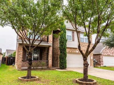 Leander Single Family Home For Sale: 1203 Alpine Mountain Dr