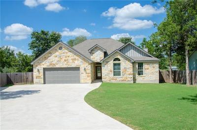 Bastrop Single Family Home For Sale: 120 Whippoorwill Dr