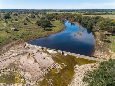 Burnet County, Lampasas County, Bell County, Williamson County, llano, Blanco County, Mills County, Hamilton County, San Saba County, Coryell County Farm For Sale: Highway 16