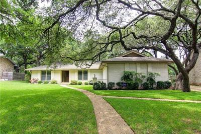 Single Family Home Active Contingent: 9202 Spring Hollow Dr
